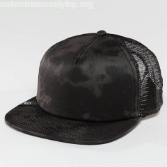 Trucker Cap Washer in black smPng7Vj