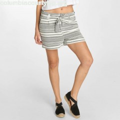 Women Short Bermuda in grey kIfTc2QI