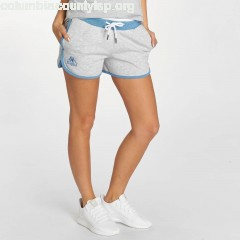 Women Short Carla in grey zzUdwI7Z