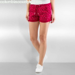 Women Short Norah Navy in red PjBQAbNb