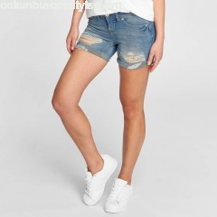 Women Short Noval in blue k7aAzP2F