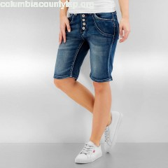 Women Short Panna in blue hFwHenkr